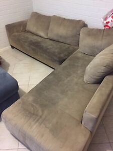 FREE L SHAPED COUCH