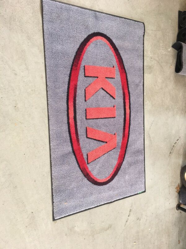 KIA DEALERSHIP DOOR MAT