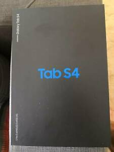 Samsung Galaxy Tab S4 Tablet 4G and wifi