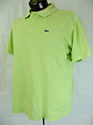 Lacoste 2 Button Polo Shirt Men's size 6 or US Large