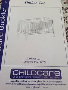 Childcare Timber Cot Evandale Northern Midlands Preview