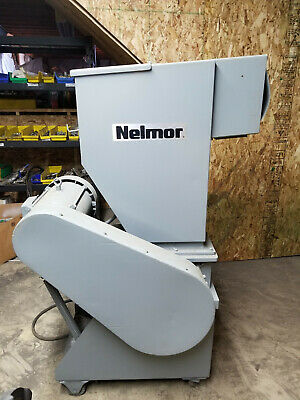 Nelmor Model G1012m1 Granulator