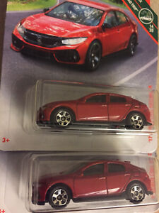 Matchbox 17 Honda Civic Hatchback