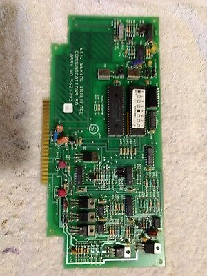 Simplex 562-793 Ext. Serial Interface Communications Board