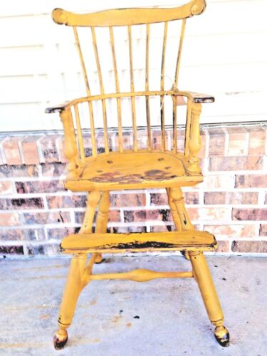 Hand Crafted Youth Chair Beautiful Antique Reproduction