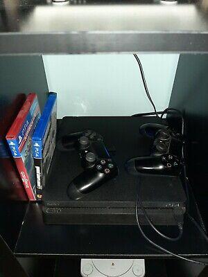 PS4 PlayStation 4 Slim 1TB Console bundle