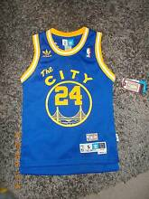 "NBA Warriors Rick Barry Authentic ""The City"" Jersey Small Baldivis Rockingham Area Preview"