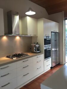 Classical Euro kitchen - all Miele appliances Newtown Geelong City Preview