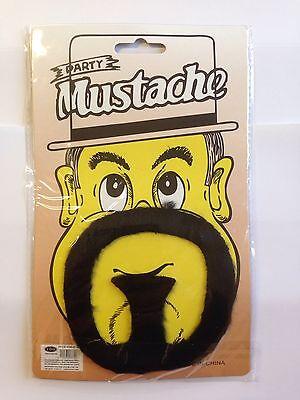 falsch künstlich Spitzbart Bart Schnurrbart Walter White Kostüm zum Aufkleben