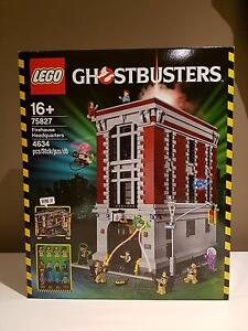 bran new in box - Lego Firehouse 75827 hard to find Ghostbusters! Harrison Gungahlin Area Preview