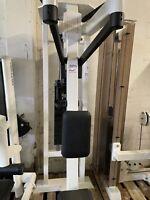 Gym80 Upper Back Rückenmaschine Niedersachsen - Stadthagen Vorschau