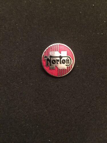 """""""NORTON""""  MOTORCYCLE PIN"""