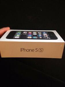 Brand New Iphone 5s 16gb (In Box Unopened) Upper Coomera Gold Coast North Preview