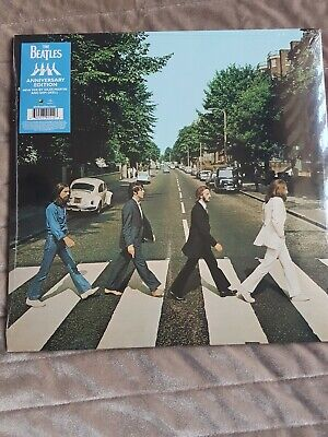 The Beatles - Abbey Road (50th Anniversary) [VINYL]
