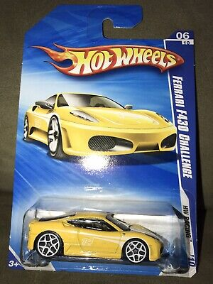 2010 Hot Wheels HW Racing Series Ferrari F430 Challenge
