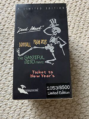 The Greatful Dead Collection Limited Edition Numbered 1, 053/8500