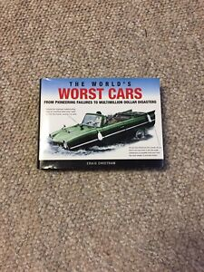 Worlds Worst Cars Book