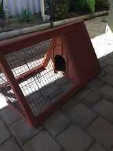 Rabbit/Guinea pig hutch Quinns Rocks Wanneroo Area Preview