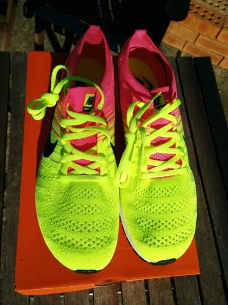 promo code f72ea de9cb Nike Flyknit Streak Runners Men US8.5 or 9.5 or 10   Men s Shoes   Gumtree  Australia Ryde Area - Epping   1207043027