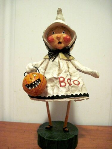 ESC Lori Mitchell NEW Halloween Little Boo Ghost Figure