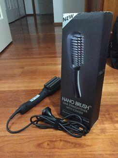 Jaxeon Nano Brush Hair Straightener with Ioniser Rosebery Inner Sydney Preview