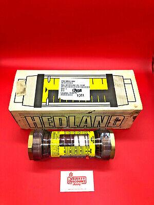 Hedland H615-025 Variable Area Mechanical Flowmeter Ez-view 1-12 Fnpt 2-25 Gpm