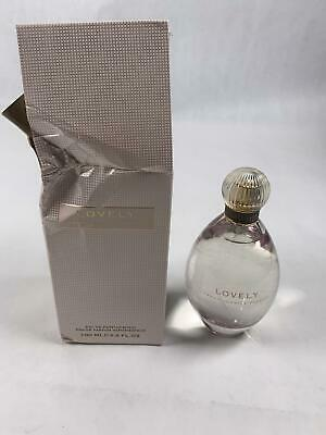 Lovely by Sarah Jessica Parker for Women, Eau de Parfum, 3.4-Ounce Spray Bottle