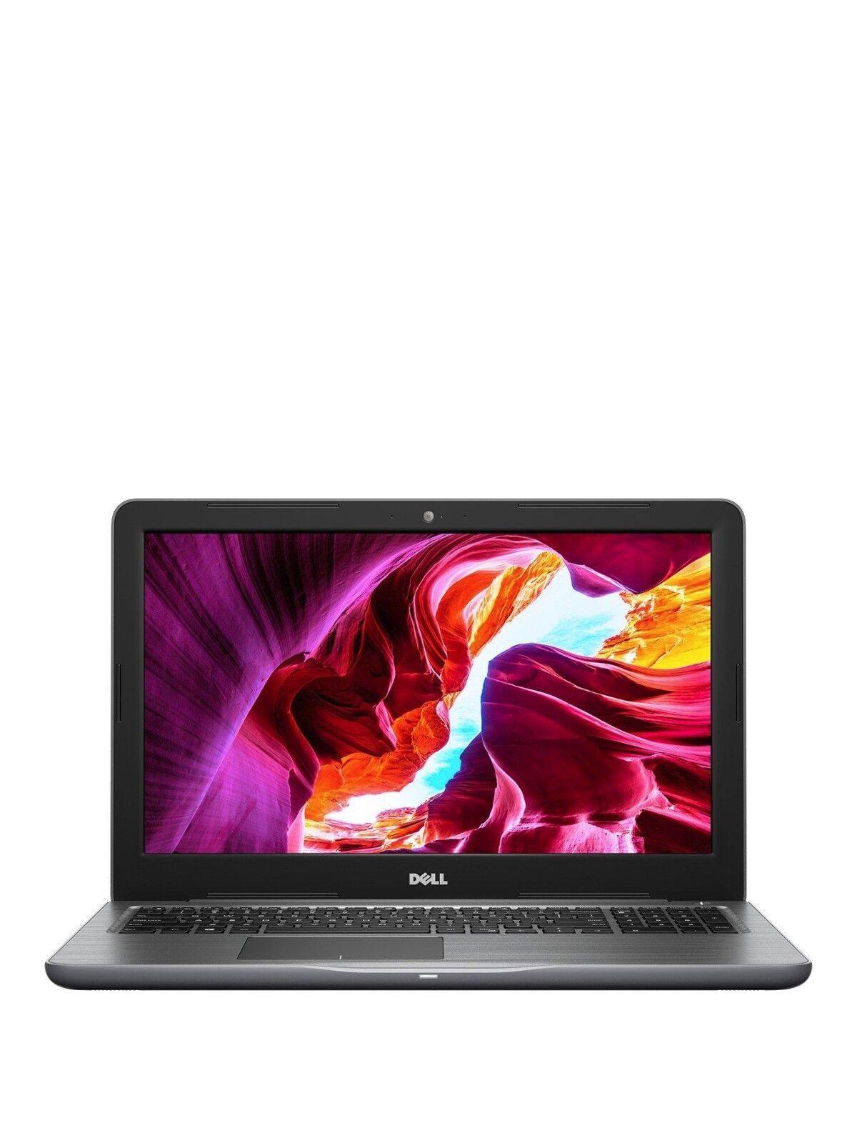 Dell Inspiron 15-5000 15.6 Inch Hd Amd A10 8gb 1tb Laptop - Black