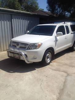2006 Toyota Hilux Ute Hawthorn Boroondara Area Preview