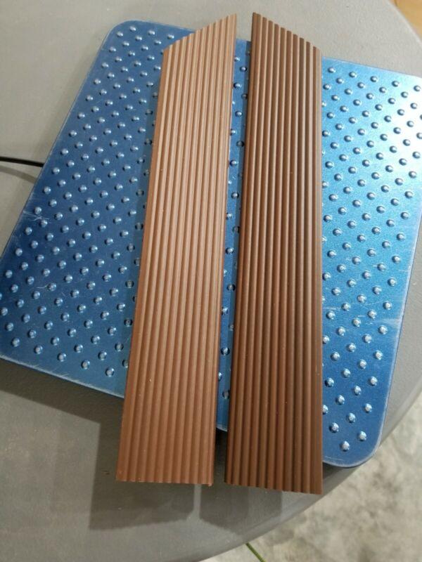1/6 ft. x 1 ft. Quick Deck Composite Deck Tile Outside Corner Fascia 2 pieces RW
