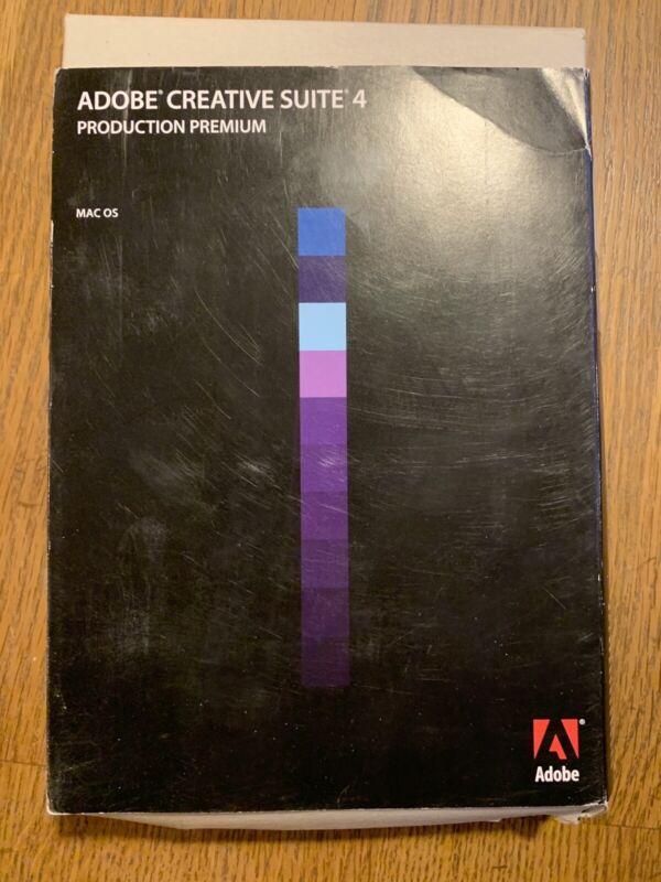 Adobe Creative Suite 4 Production Premium - Windows
