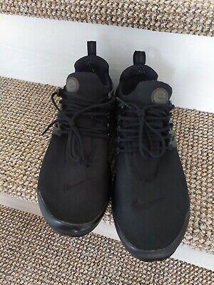 Mens - Nike - Presto - Trainers - Black -  UK size 9