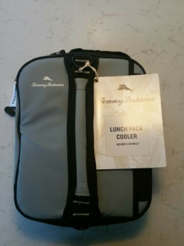 Tommy Bahama Expandable Lunch Pack Cooler w/ Ice Walls