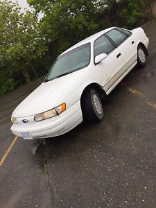 Ford Taurus GL w/ 2 brand new sets of tires