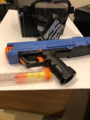 NERF Rival Apollo Xv-700 Blaster - Blue W/mask & 4balls