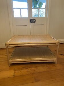 Naturally Cane Coffee Table