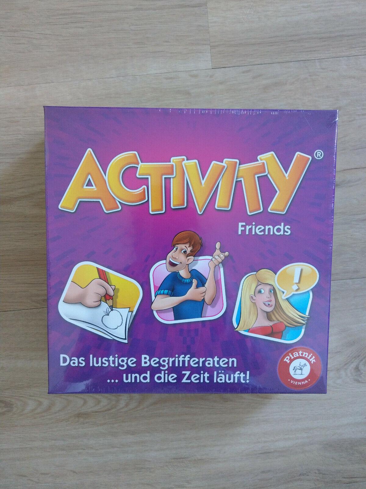 activity friends Neu OVP Gesellschaftsspiel