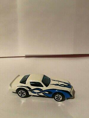Hot Wheels Camaro Z28 White Newsletter