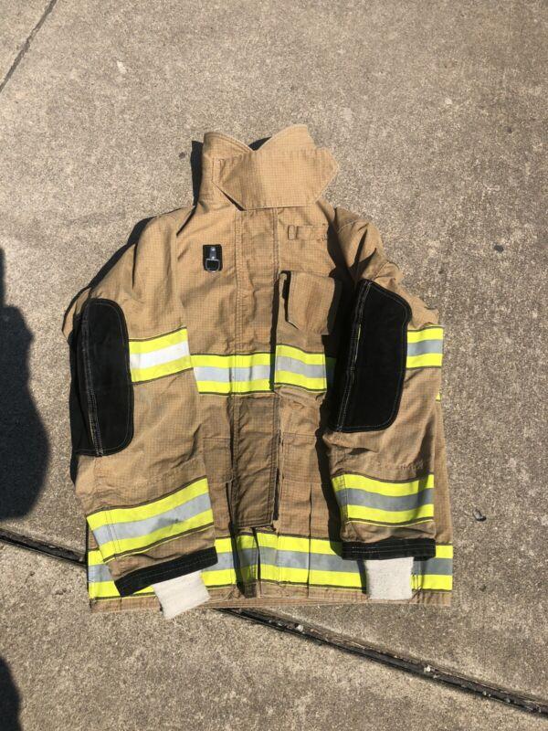 GLOBE firefighter Jacket GX-7 Size 40 Length 32 Year 2004 LA Fire & Rescue