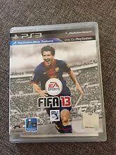 FIFA 13 - PS3 Preston Darebin Area Preview