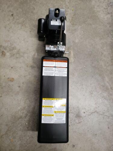 558500 Ranger Hydraulic Power Unit - 2HP - 3.7 Gal - 3480 PRV