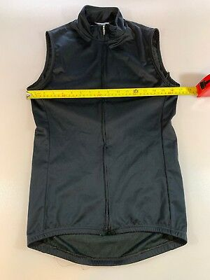 Pearl Izumi Womens Sample Cycling Wind Vest Medium M (6400-4)