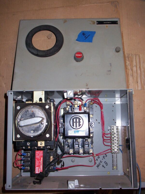 ITE SIEMENS 5600 5640 SIZE 2 MOTOR STARTER 5 AMP BREAKER MCC MCCB BUCKET NUM 4