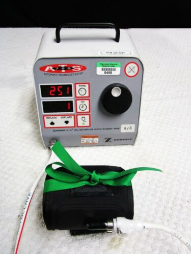 Zimmer ATS-750 Automatic Tourniquet Cuff System - 60 Day Warranty