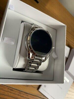Micharl Kors Bradshaw Silver Smart Watch