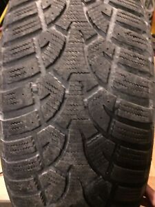 Continental Conti 4x4 IceContact snow tires 235/65R17