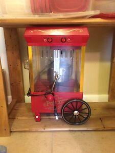 Vintage popcorn machine - best offer