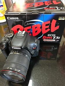 Canon T3I SLR Camera