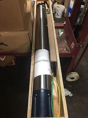 """Franklin Electric 2366188125 Sand Fighter Motor- w/Subtrol 6"""" 50-HP 460/380-Volt"""