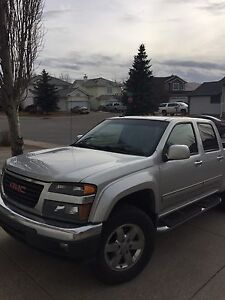 2010 GMC Canyon 4x4 off road package low km
